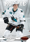 Panini America 2012-13 Certified Hockey Rookie Redemptions (11)