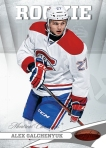 Panini America 2012-13 Certified Hockey Rookie Redemptions (2)