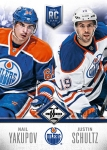 Panini America 2012-13 Limited Hockey Rookie Redemptions (11)