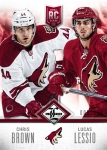 Panini America 2012-13 Limited Hockey Rookie Redemptions (22)