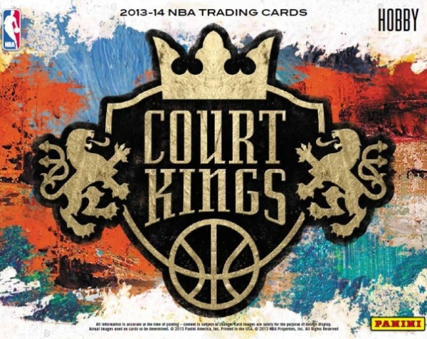 Panini America 2013-14 Court Kings Basketball Main
