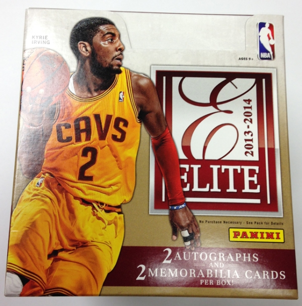 Panini America 2013-14 Elite Basketball QC (2)