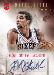 Panini America 2013-14 Intrigue Basketball MCW