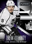 Panini America 2013-14 Playbook Hockey Doughty 1