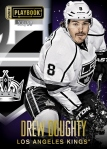 Panini America 2013-14 Playbook Hockey Doughty 2