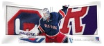 Panini America 2013-14 Playbook Hockey Lundqvist