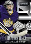 Panini America 2013-14 Playbook Hockey Quick 2