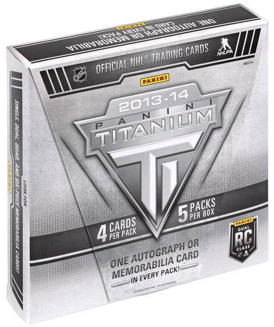 Panini America 2013-14 Titanium Hockey QC (1)