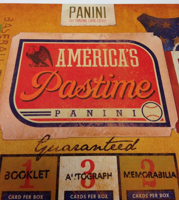 Panini America 2013 America's Pastime Baseball QC (11)