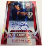 Panini America 2013 America's Pastime & EEE Baseball Teaser (38)