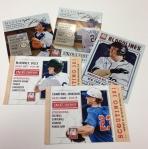 Panini America 2013 America's Pastime & EEE Baseball Teaser (59)