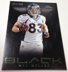 Panini America 2013 Black Football QC (8)