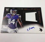 Panini America 2013 Black Football Teaser (28)