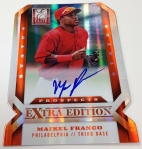 Panini America 2013 Elite Extra Edition Baseball QC (53)