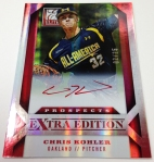 Panini America 2013 Elite Extra Edition Baseball QC (80)