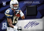 Panini America 2013 Spectra Football Preview Allen