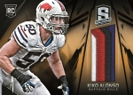 Panini America 2013 Spectra Football Preview Alonso