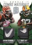 Panini America 2013 Spectra Football Preview Bernard Lacy