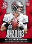 Panini America 2013 Spectra Football Preview Glennon