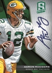 Panini America 2013 Spectra Football Preview Rodgers