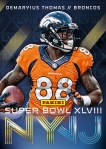 Panini America Denver Broncos Super Bowl XLVIII Collection (5)