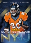 Panini America Denver Broncos Super Bowl XLVIII Collection (7)