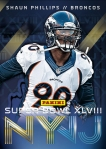 Panini America Denver Broncos Super Bowl XLVIII Collection (9)