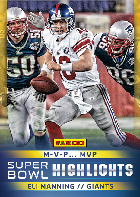 Panini America Macy's Super Bowl Highlights (1)
