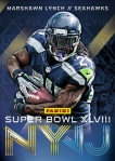 Panini America Seattle Seahawks Super Bowl XLVIII Collection (2)