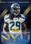 Panini America Seattle Seahawks Super Bowl XLVIII Collection (7)