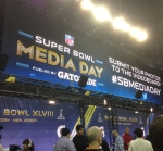 Panini America Super Bowl XLVIII Media Day 36