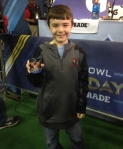 Panini America Super Bowl XLVIII Media Day 38