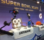 Panini America Super Bowl XLVIII Media Day 39