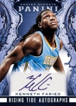 2013-14 Panini Basketball Faried