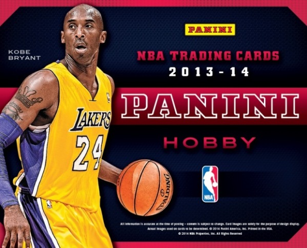 2013-14 Panini Basketball Hobby Main