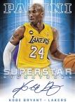 2013-14 Panini Basketball Kobe Auto