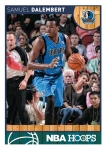Dallas Mavericks Samuel Dalembert