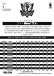 February 18 Nowitzki Hoops Back