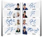 Panini America 2013-14 Contenders Hockey Booklet