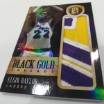 Panini America 2013-14 Gold Standard Basketball Patches 14