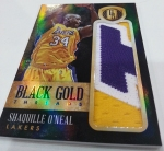 Panini America 2013-14 Gold Standard Basketball Patches 15