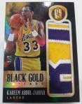 Panini America 2013-14 Gold Standard Basketball Patches 4