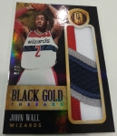 Panini America 2013-14 Gold Standard Basketball Patches 6