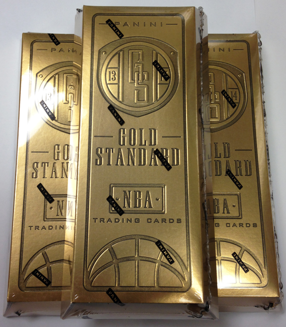 Panini America 2013-14 Gold Standard Basketball Teaser (1)