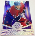 Panini America 2013-14 Totally Certified Hockey Purple Promotion (19)