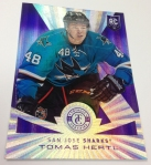 Panini America 2013-14 Totally Certified Hockey Purple Promotion (26)