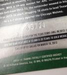 Panini America 2013-14 Totally Certified Hockey QC (15)