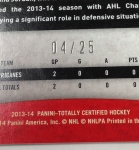 Panini America 2013-14 Totally Certified Hockey Teaser (14)