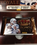 Panini America 2013 Crown Royale Football Hobby Teaser (36)