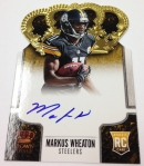 Panini America 2013 Crown Royale Football New Autos (11)